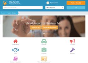 Anunico.co.kr thumbnail