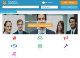 Anunico.co.nz thumbnail