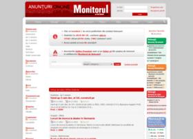 Anunturi.monitorulbt.ro thumbnail