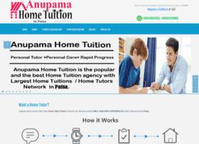 Anupamahometuition.in thumbnail