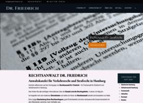 Anwalt-friedrich.de thumbnail