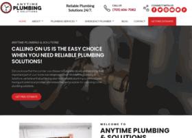 Anytimeplumbing.ca thumbnail