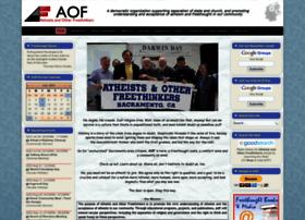 Aofonline.org thumbnail