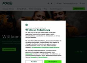 Aok.de thumbnail