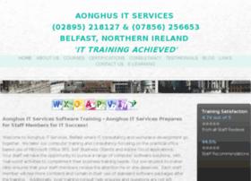 Aonghusitservices.co.uk thumbnail