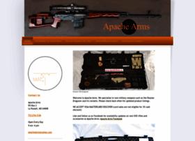 Apachearms.us thumbnail