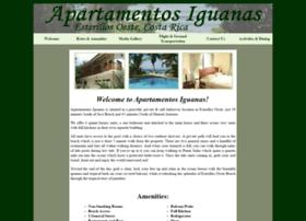 Apartamentosiguanas.com thumbnail