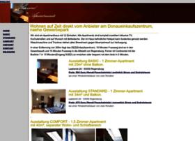 Apartments-huber.de thumbnail