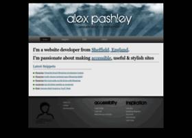 Apashley.co.uk thumbnail