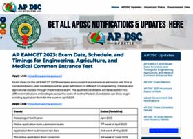 Apdsc.in thumbnail
