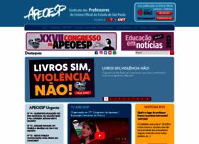 Apeoesp.org.br thumbnail