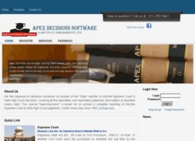 Apexdecisionssoftware.com thumbnail