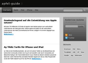 Apfel-guide.de thumbnail