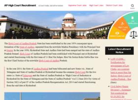 Aphigh.courtrecruitment.com thumbnail