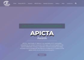 Apicta.org thumbnail