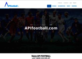 Apifootball.com thumbnail