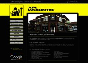 Apllocksmiths.co.uk thumbnail