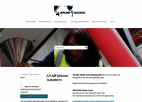 Aplmf.org thumbnail