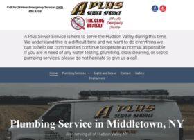 Aplussewerservice.net thumbnail