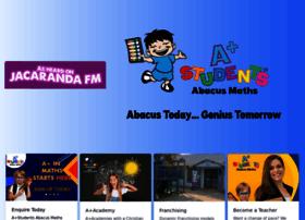 Aplusstudents.co.za thumbnail