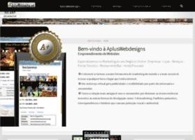 Apluswebdesigns.net thumbnail