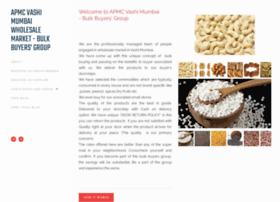 Apmcvashi.in thumbnail