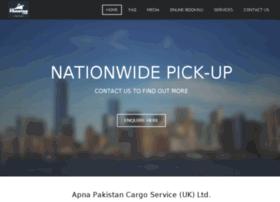 Apnapakistancargo.co.uk thumbnail