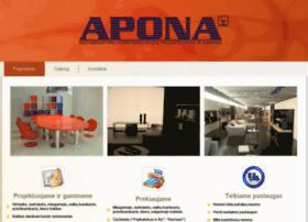Apona.lt thumbnail