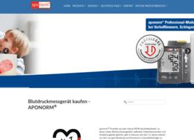 Aponorm.de thumbnail