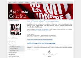 Apostasia.com.ar thumbnail