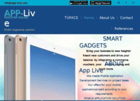 App-live.com thumbnail
