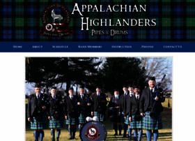 Appalachianhighlanders.com thumbnail