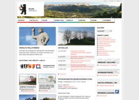 Appenzell.org thumbnail