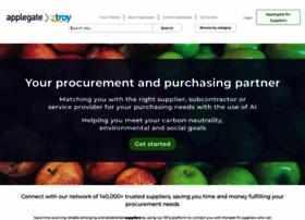 Applegate.co.uk thumbnail