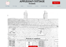 Appleleaf-cottage.co.uk thumbnail