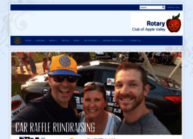 Applevalleyrotary.org thumbnail