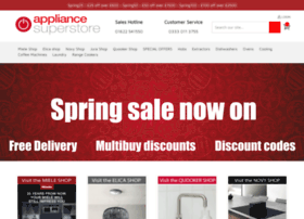 Appliancesuperstore.co.uk thumbnail