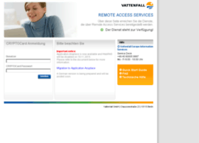 Application.vattenfall.de thumbnail