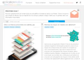 Applicationmobile.fr thumbnail