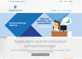 Applicators.dk thumbnail
