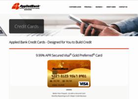 Appliedcardbank.com thumbnail