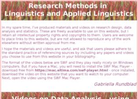 Appliedlinguistics.org.uk thumbnail
