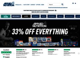 Appliednutrition.uk thumbnail
