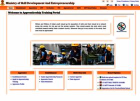 Apprenticeship.gov.in thumbnail