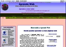 Aprende-web.net thumbnail