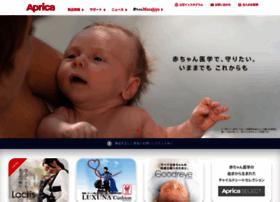 Aprica.jp thumbnail