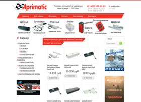 Aprimatic.ru thumbnail
