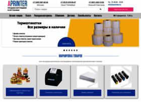 Aprinter.ru thumbnail