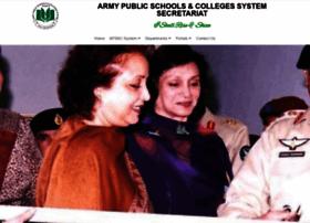 Apsacssectt.edu.pk thumbnail