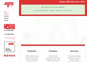 Apscomponentes.com.br thumbnail